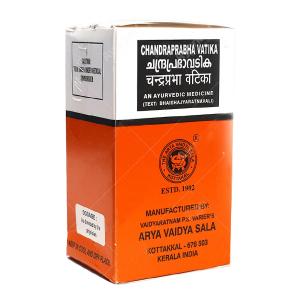 Чандрапрабха Вати Коттаккал (Chandraprabha Vati Kottakkal), 100 таблеток