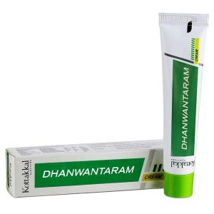 Дханвантарам крем Коттаккал (Dhanwantaram cream AVS Kottakkal), 25 грамм