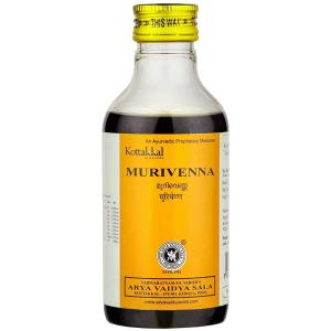 масло Муривенна Коттаккал (Murivenna Kottakkal), 200 мл.