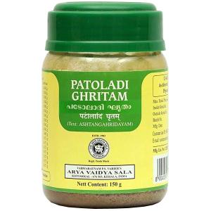 Патолади Гхритам Коттаккал (Patoladi Gritham Kottakkal), 150 гр