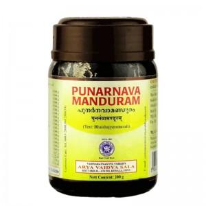 Пунарнава Мандурам Коттаккал (Punarnava Manduram Kottakkal), 200 грамм