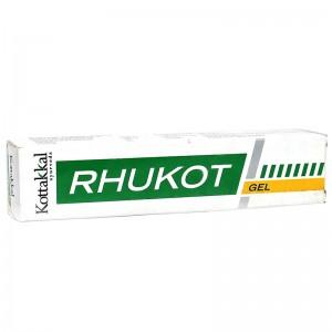 обезболивающий гель Рукот (Rhukot gel Kottakkal), 25 гр.