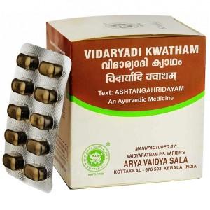 Видарьяди Кватхам Коттаккал (Vidaryadi Kwatham AVS Kottakkal), 100 таблеток