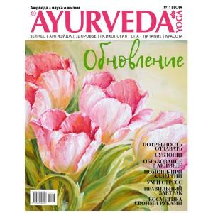 Журнал Ayurveda&Yoga №11 (Аюрведа и Йога)