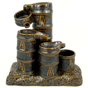 подставка для конусов (пуля) стелющийся дым Три Бамбука