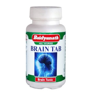 Брейн таблетки (Brain tab Baidyanath), 50 таблеток