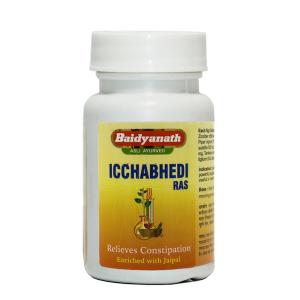 Ичхабхеди Рас Байдианатх (Ichhabhedi Ras Baidyanath), 80 таблеток