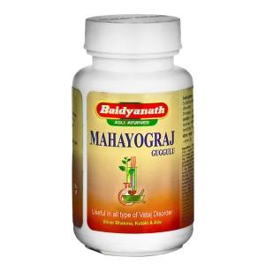 Махайогарадж Гуггул (Mahayogaraj Guggulu Baidyanath), 40 таблеток
