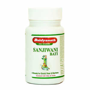 Сандживани Бати Байдинатх (Sanjiwani Bati Baidyanath), 80 таблеток