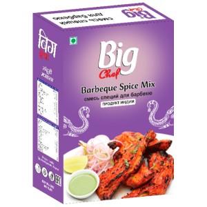 специи для барбекю Биг Чиф (Barbeque Spice Mix Big Chef), 100 гр