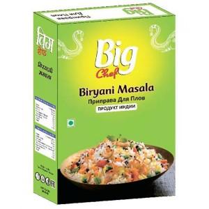 смесь специй для плова Бирьяни (Biryani masala Big Chef), 100 гр