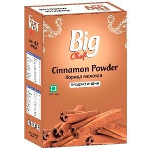 Корица молотая (Cinnamon powder Big Chef), 100 гр.