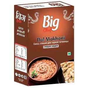 смесь специй для блюд из чечевицы Дал Махани (Dal Makhani Big Chef), 100 гр