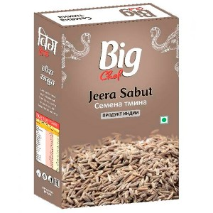 Зира (Кумин) цельная Биг Чиф (Jeera Big Chef), 100 гр