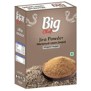 молотая Зира (Кумин) Биг Чиф (Jeera Powder Big Chef), 100 гр