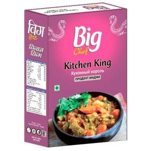 смесь специй универсальная Король кухни (Kitchen King masala Big Chef), 100 гр.