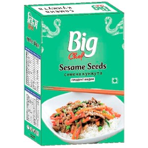Кунжут Семена (Sesam Big Chef), 100 гр