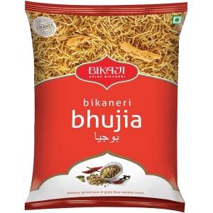 Закуска индийская Биканери Бхуджия Бикаджи (Bikaneri Bhujia Bikaji), 200 грамм
