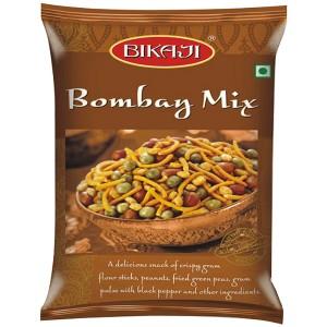 Закуска индийская Бомбей Микс Бикаджи (Bombay Mix Bikaji), 200 грамм