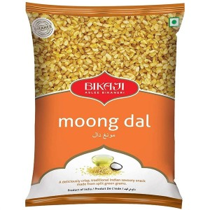 Закуска индийская пряная Мунг Дал Бикаджи (Moong Dal Bikaji), 200 грамм