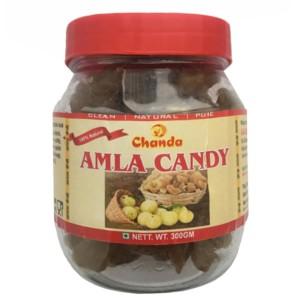 Амла Канди цукаты из индийского крыжовника (Amla Candy Chanda), 300 грамм