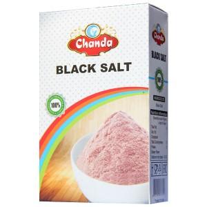 Чёрная соль гималайская Чанда (Himalayan Black Salt Chanda) 200 грамм