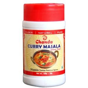 универсальная смесь специй карри масала Чанда (Curry masala Chanda), 100 грамм