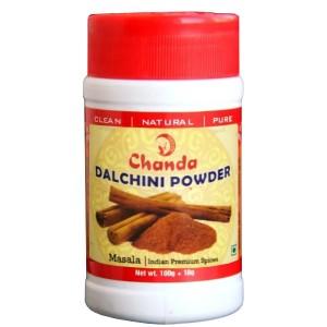 Корица молотая (Dalchini powder Chanda), 110 грамм