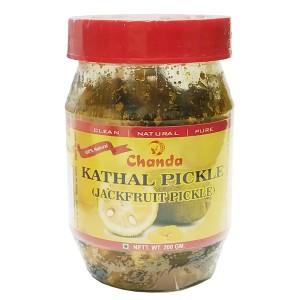 Катхал Пикули (Джекфрут) Чанда (Kathal Pickle Chanda), 200 грамм