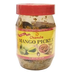 Пикули из манго Чанда (Mango pickle Chanda), 200 гамм