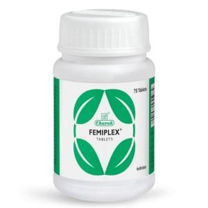 Фемиплекс Чарак лечение вагинальных инфекций (Femiplex Charak), 75 таблеток