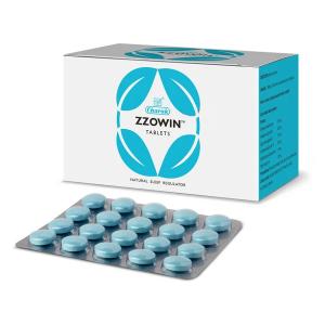 растительное снотворное Зовин Чарак (Zzowin Charak), 20 таблеток