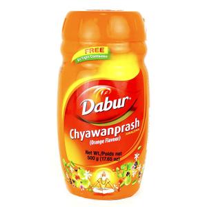 Чаванпраш Апельсин Дабур (Dabur Chyawanprash Orange), 500 гр.