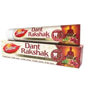 Аюрведическая зубная паста Дант Ракшак Дабур (Dant Rakshak Toothpaste), 80 грамм