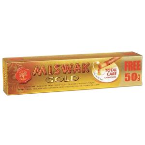 Зубная паста Мисвак Голд Дабур (Dabur Miswak Gold), 150 грамм