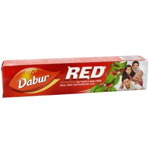 зубная паста Ред Дабур (Red Dabur), 200 гр