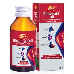 лечебное масло Dabur для суставов Ревматил (Rheumatil Oil), 100 мл