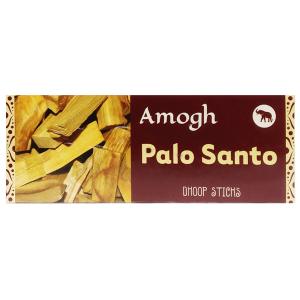 безосновные благовония Пало Санто дхубы (Palo Santo Amogh dhoop), 20 гр