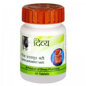 Удрамрит Вати Дивья (Udramrit Vati Divya), 80 таблеток