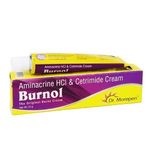 крем от ожогов Бурнол (Burnol Cream), 10 гр