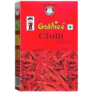 перец Чили красный молотый (Chilly powder Goldiee), 100 грамм