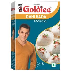 Смесь специй для йогурта Дахи Бада Голди (Dahi Bada Masala Goldiee), 100 грамм