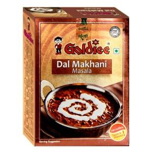 смесь специй для блюд из чечевицы Дал Махани (Dal Makhani Goldiee), 50 грамм