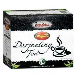 Чай Дарджилинг Королевский Голди (Goldie Royale Darjeeling Tea), 200 грамм
