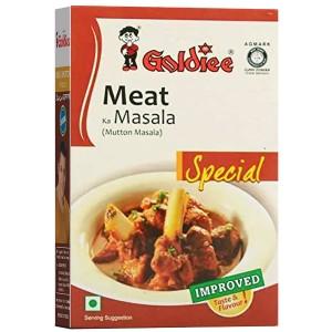 специи для мяса Мит масала Голди (Meat Masala, Goldiee), 100 грамм