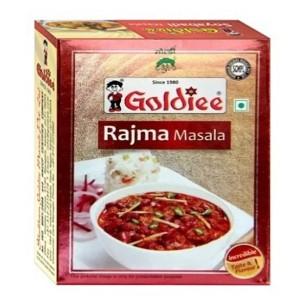 Специи для фасоли Раджма Голди (Rajmah masala Goldiee), 50 грамм
