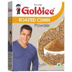 Кумин обжаренный молотый (Cumin Roasted Powder Goldiee), 100 грамм