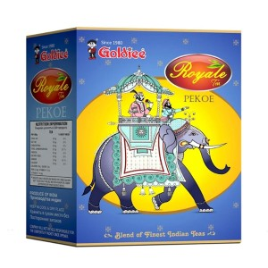 чёрный чай Ассам Пекое Голди (Assam Pekoe, Goldiee), 100 грамм