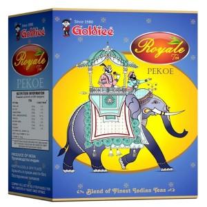 чёрный чай Ассам Пекое Голди (Assam Pekoe, Goldiee), 200 грамм