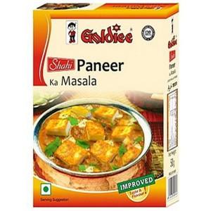 смесь специй Шахи Панир Масала (Shahi Paneer Masala Goldiee), 100 грамм